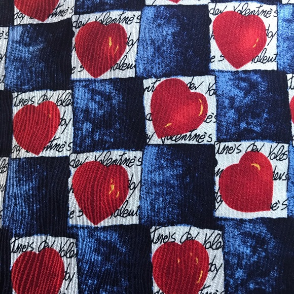 Robert Talbott Other - Robert Talbott - Nordstrom - Valentines Heart Tie